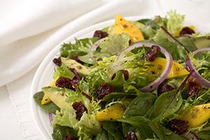 Montmorency-Salat-Mango