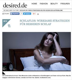 Schlaflos: Wirksame Strategien für besseren Schlaf