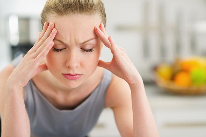 Kopfschmerzen mit Montmorency natürlich lindern