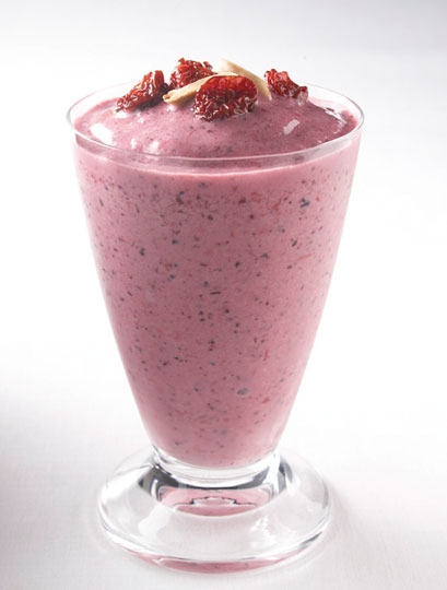 Montmorency Smoothie