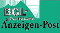 BGL Panorama Anzeigen Post
